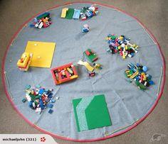 lego storage / playmat   Trade Me