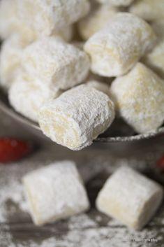 Biscotti di Natale 1: Pezzi di Sogno (Traumstücke) - Formine e Mattarello