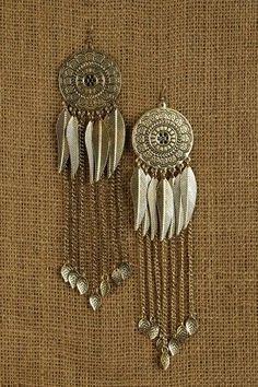 Gypsy Boho Earrings | Bohemian Jewelry