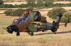 Eurocopter EC665 Tigre HAP (HA-28), FAMET, Ejército de Tierra, Spain. Foto: César Prieto