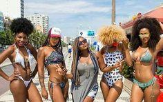Black Girls Rock, Black Girl Magic, Bouncy Curls, Natural Styles, Black Women Art, Brown Girl, Black Girl Fashion, African American Women, Big Hair