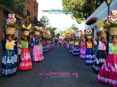 Oaxaca tiene una cultura muy rica. En el año 1532, Hernan Cortes y los españoles vinieron a Oaxaca. Esta celebración y parada es para el cumpleaños de Oaxaca. ¡Tiene 480 años! ¡Viva Oaxaca!