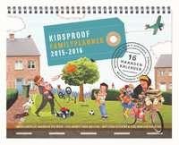 Kidsproof Familyplanner 2015-2016 | Mirjam Krijger-Ferdinandusse | Hardcover | 9789057677052 | Cosmox.be