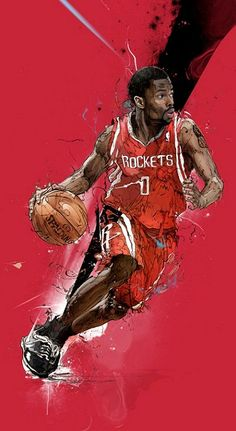 Sport Illustrations by Studio kxx. Krzysztof lives in Pozan, Poland's. He graduated from the Pozan academy of Fine Arts. Basketball Academy, Basketball Playoffs, Rockets Basketball, Basketball Posters, Basketball Uniforms, Sports Basketball, Sports Art, Basketball Legends, Basketball Shoes