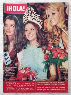 Miss Universe Swimsuit, Miss Universe Crown, Pageants, Beauty Pageant, Tiaras And Crowns, Beauty Queens, Swimsuits, 1970s, Facebook