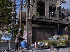 Satoshi Araki: Iraq ruins 11