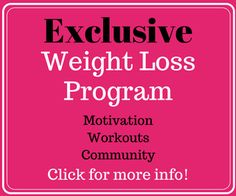 This is a list you don't want to miss. Many of you have asked for tips for the best way to lose weight. It took years for all of these to fall into place...