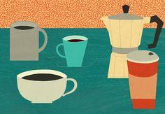 EVGENIA BARINOVA - Coffee