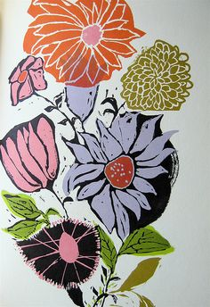 evaline ness illustrations by bricolagelife, via Flickr