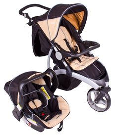 Graco Flip It Reversible Handle Travel System Emery