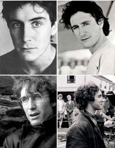Paul McGann, I for one think he's seriously one of the most underrated actors ever. He should have got about five Oscars by now if you'd ask me!