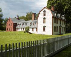 Historic Deerfield, Massachusetts