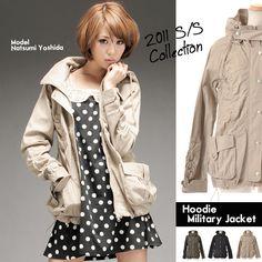 Rakuten: ● Military Mods coat jacke from Japan