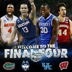2014 NCAA Final Four