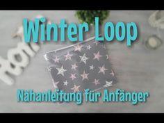 Nähen OHNE Schnittmuser - Loop Nähanleitung - Nähtinchen - YouTube