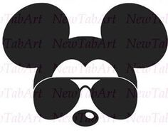 Mickey mouse svg sunglasses Disney Mickey Mouse Sunglasses svg mickey mouse ears svg mickey mouse head