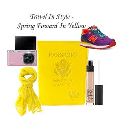 5 Ways To Spring Forward With Your Travel Gear - Travel In Style.  #passport #passportcase #newbalance