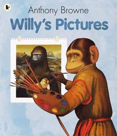 0642 [Anthony Browne] Willy's pictures (cover 1)