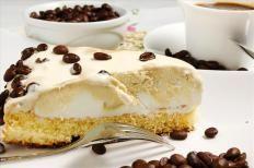 Crema al caffè per torte