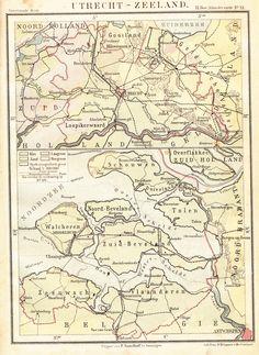 R. Bos (Noordhoff) Atlas der geheele aarde 1916