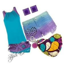Perfect summer concert outfit