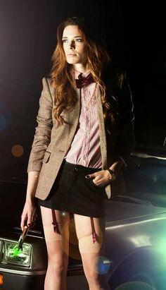 Chloe Dykstra as Doctor Who