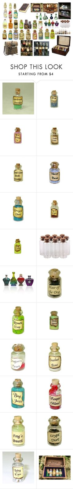 """""""Packed with elixir"""" by sara598d on Polyvore featuring Juicy Couture and Dollhouse"""