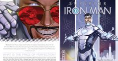 SUPERIOR IRON MAN v1 INFAMOUS [HC] [ENG] 2015  by Tom Taylor (Goodreads Author) Yildiray Cinar (Illustrations)  How much would you pay for perfection? Beauty? Immortality? Tony Stark knows and he's ready to give it to you in SUPERIOR IRON MAN! But at a terrible price. Spinning out of Avengers & X-Men: AXIS the old Tony Stark is back only this time he's SUPERIOR! More stylish more confident and more cunning than ever before. And he's ready to lead you into the future! San Francisco is about…