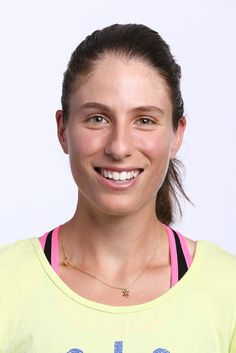 Johanna Konta of Great Britain poses for a WTA Portrait at Arthur Ashe Stadium on August 26, 2016 in New York City. (Source: Joe Scarnici/Getty Images North America)