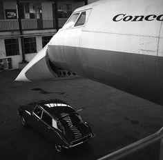 Citroën DS & Concorde