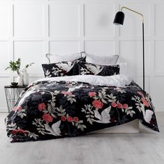 Spotlight stocks a huge range of quilt covers and quilt cover sets for king, queen, and single size beds! Transform the look of your bedroom today. Single Size Bed, Quilt Cover Sets, Linen Bedding, Comforters, King, Quilts, Blanket, Bedroom, Furniture