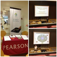 Images from our Q-inteactive roadshow with the School of Psychology at UCLan