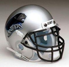 EIU Football Helmet
