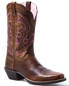 "Ariat Women's ""Ransom"" Leather Boot"