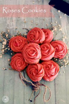 galletas de rosas kidsandchic