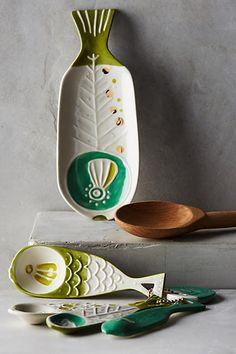 Pescadoro Bakeware - anthropologie.com