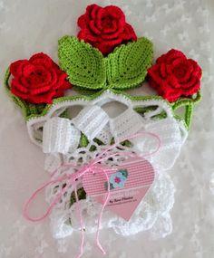 Tecendo Artes em Crochet: