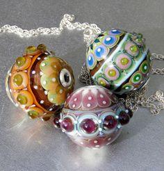 Jennie Lamb - Raspberry Rings Glass Beads handmade in Devon www.raspberryrings.etsy.com www.facebook.com/raspberryrings