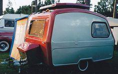 Predom polish caravan 70s