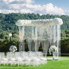 46 Luxury Wedding Outdoor Ideas - Decor and Architecture 46 Luxus-Deko-Ideen für Hochzeitsveranstaltungen im Freien – Decor and Architecture Luxury Decoration Ideas for Outdoor Wedding Events – Decor and Architecture- # Decoration Wedding Ceremony Ideas, Wedding Chuppah, Wedding Altars, Wedding Stage, Ceremony Decorations, Wedding Themes, Wedding Designs, Wedding Events, Wedding Ceremonies