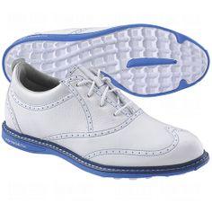 Ashworth Mens Encinitas Wingtip Golf Shoes