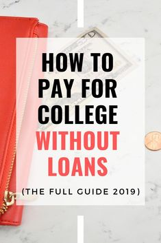 How to pay for college without loans. ways to pay for college. How to pay for college with no money. How to pay for college on your own. How to pay for college tips. pay for college. Ways to pay for college no loans. Paying for college on your own. College Loans, Financial Aid For College, College Planning, Saving For College, Scholarships For College, How To Pay For College Without Loans, Money For College, Budgeting For College Students, School Loans