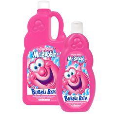 Mr. Bubble Bubble Bath #ShiftforGood