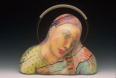 Madonna purse by Kathleen Dustin