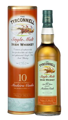 Single malt Tyrconnell - aged 10 years. Maderia finish