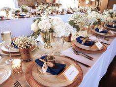 Green Building Wedding – Ocean Blu Designs