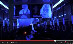 Get your chills on the rails with Kyoto's Ghost Train