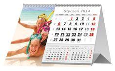 Kalendarze biurkowe