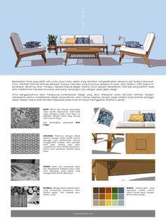 Indigo (One seat furniture design)