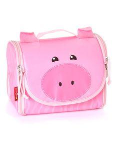 Penny Pig Picnic Lunch Box #zulily #zulilyfinds